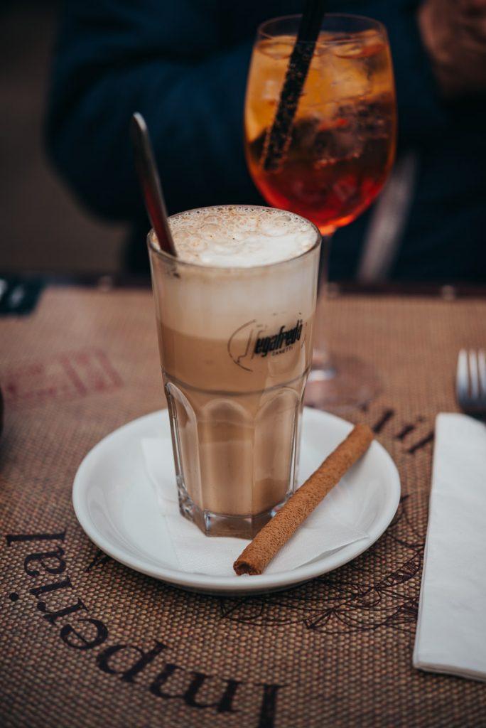 Chai Latte in Kopenhagen