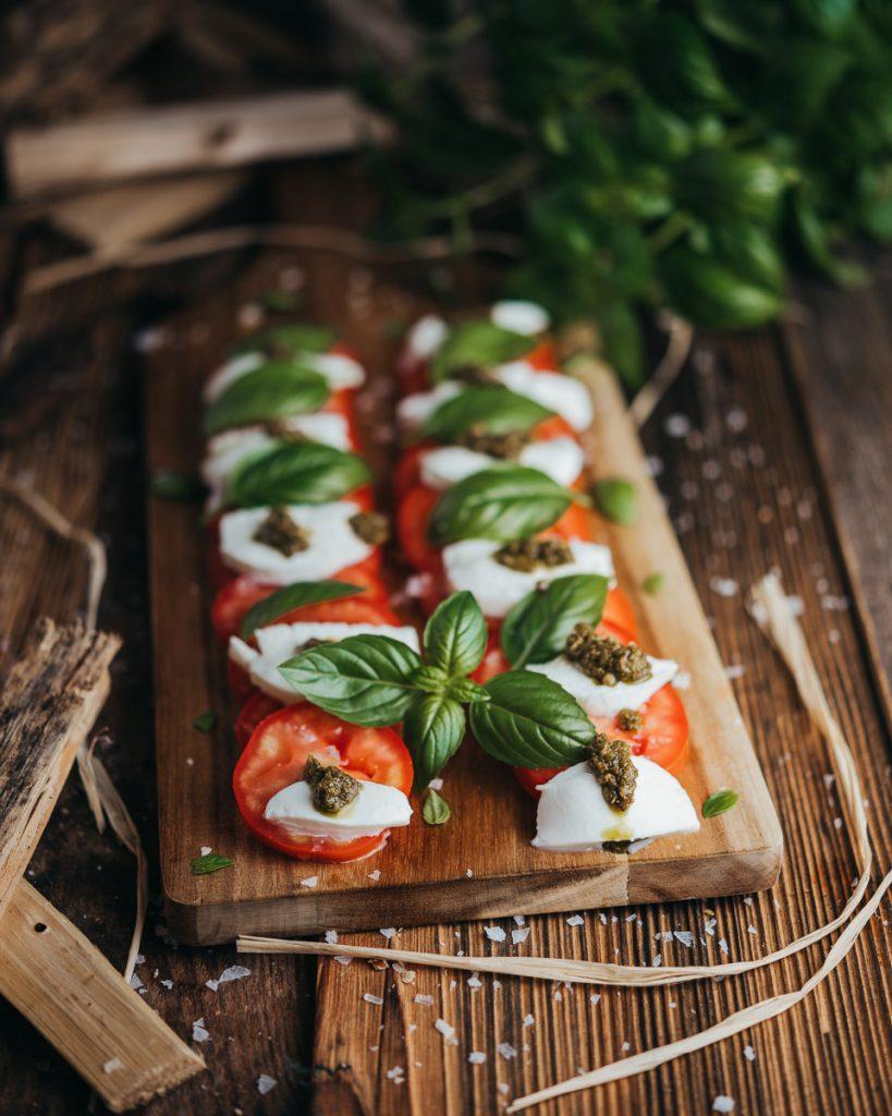Foodfotografie mit künstlichem Licht