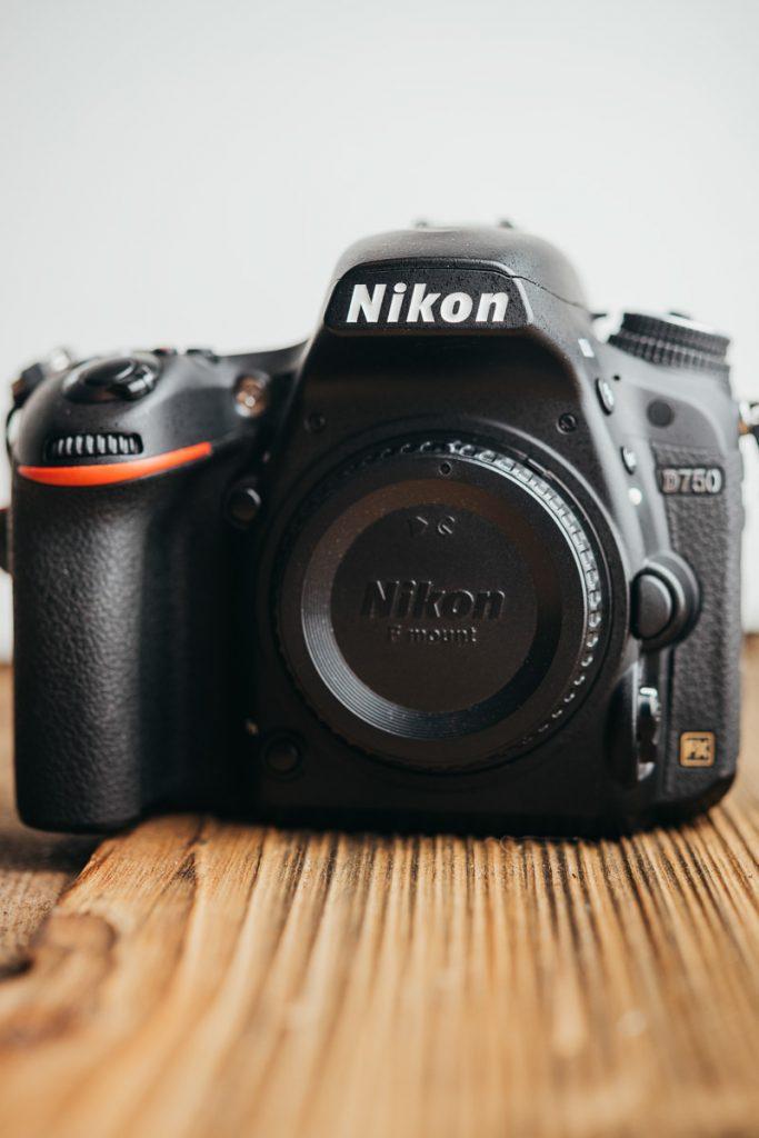 Nikon D750 DSLR Kamera