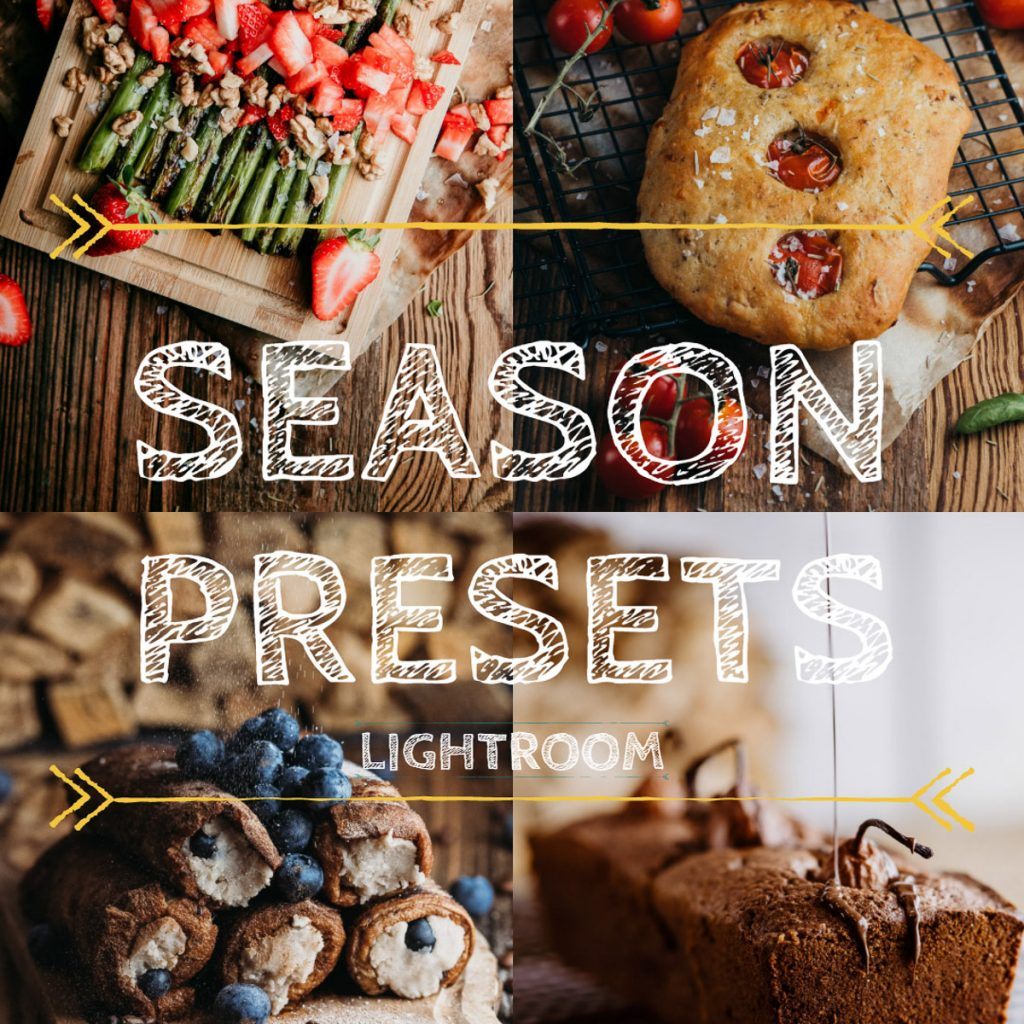 Adobe Lightroom Presets Season