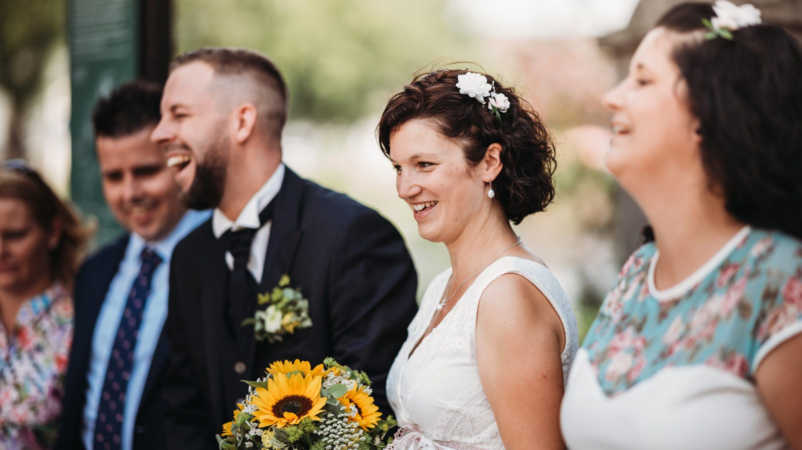 Gruppenfoto Hochzeit Werdenberg