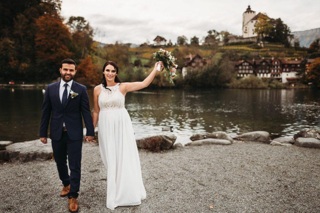 Hochzeit Schloss Werdenberg