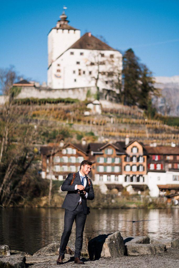 Sven Hanselmann Hochzeitsfotograf Ostschweiz