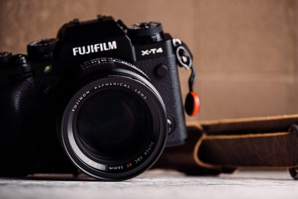 Fujifilm X-T4 Kamera Bild