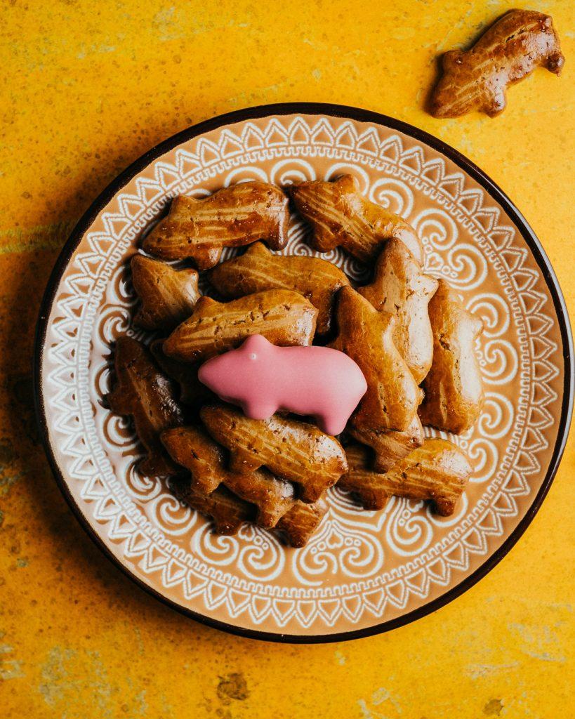 Marranitos Rezept – Mexikanische Cookies